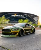 Dapper Grinch Clinched Widebody Ford Mustang GT Tuning 1 135x167 Dapper Grinch  Clinched Widebody Ford Mustang GT!