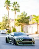 Dapper Grinch Clinched Widebody Ford Mustang GT Tuning 16 135x169 Dapper Grinch Clinched Widebody Ford Mustang GT!