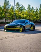 Dapper Grinch Clinched Widebody Ford Mustang GT Tuning 25 135x169 Dapper Grinch Clinched Widebody Ford Mustang GT!
