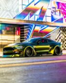 Dapper Grinch Clinched Widebody Ford Mustang GT Tuning 3 135x169 Dapper Grinch Clinched Widebody Ford Mustang GT!