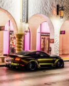 Dapper Grinch Clinched Widebody Ford Mustang GT Tuning 32 135x169 Dapper Grinch Clinched Widebody Ford Mustang GT!