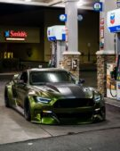 Dapper Grinch Clinched Widebody Ford Mustang GT Tuning 34 135x169 Dapper Grinch  Clinched Widebody Ford Mustang GT!