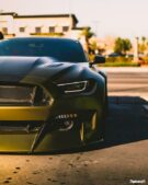 Dapper Grinch Clinched Widebody Ford Mustang GT Tuning 39 135x169 Dapper Grinch Clinched Widebody Ford Mustang GT!