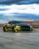 Dapper Grinch Clinched Widebody Ford Mustang GT Tuning 46 135x169 Dapper Grinch Clinched Widebody Ford Mustang GT!