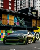 Dapper Grinch Clinched Widebody Ford Mustang GT Tuning 5 135x169 Dapper Grinch Clinched Widebody Ford Mustang GT!