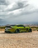 Dapper Grinch Clinched Widebody Ford Mustang GT Tuning 51 135x169 Dapper Grinch Clinched Widebody Ford Mustang GT!