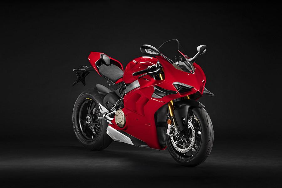 Ducati Panigale V4 SP 2021 1 Mighty power for the racetrack: 2021 Ducati Panigale V4!