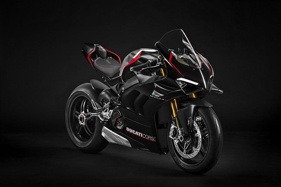 Ducati Panigale V4 SP 2021 59 speed has a name: Ducati Panigale V4 SP!