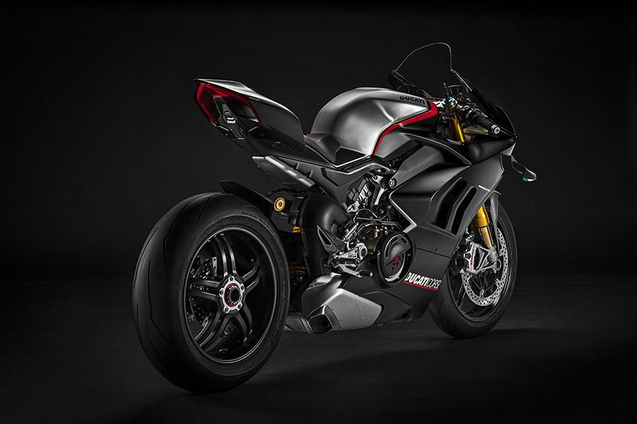 Ducati Panigale V4 SP 2021 60 speed has a name: Ducati Panigale V4 SP!