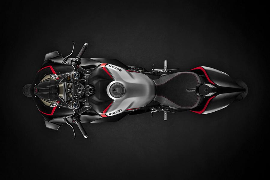 Ducati Panigale V4 SP 2021 65 speed has a name: Ducati Panigale V4 SP!
