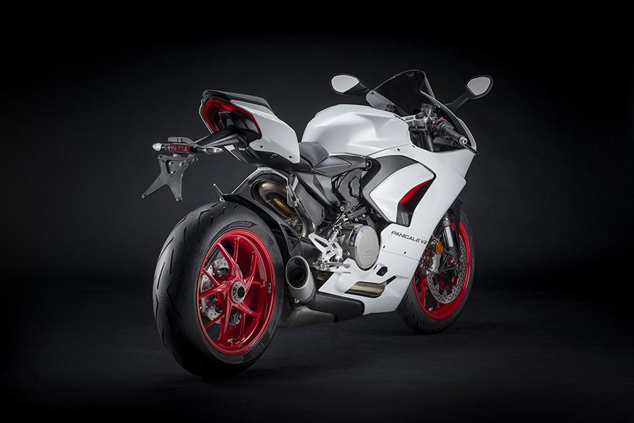 Ducati Panigale V4 SP 2021 7 Mighty power for the racetrack: 2021 Ducati Panigale V4!