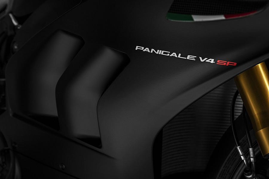 Ducati Panigale V4 SP 2021 75 speed has a name: Ducati Panigale V4 SP!