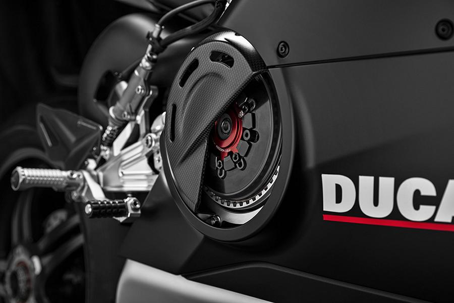Ducati Panigale V4 SP 2021 80 speed has a name: Ducati Panigale V4 SP!
