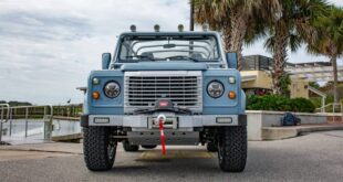 ECD Land Rover Defender 90 Project cutter with V8 1 310x165 ECD Land Rover Defender 90 Project cutter with V8!