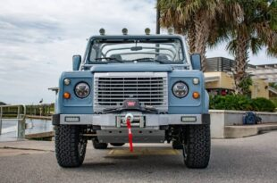 ECD Land Rover Defender 90 Project cutter with V8 1 310x205 ECD Land Rover Defender 90 Project cutter with V8!