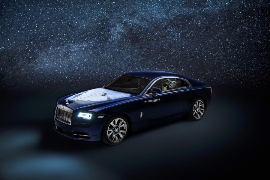 Einzelstueck Rolls Royce Wraith Coupe Inspired by Earth 4 Einzelstück: Rolls Royce Wraith Coupe Inspired by Earth!