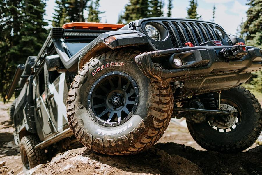 Expedition Overland Odin Jeep Rubicon Gladiator 1 Expedition Overland Odin auf Basis Jeep Rubicon Gladiator