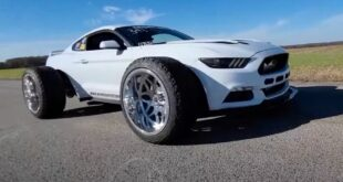 Hillclimbing Ford MUDstang Coupe Tuning 2 310x165 Video: Hillclimbing mit einem Ford MUDstang Coupe!