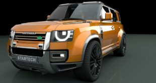 Land Rover Defender Widebody L663 Startech Tuning 1 310x165 Vorschau: Land Rover Defender Widebody von Startech!