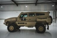 MAX 9 SVI ARMORED PERSONNEL CARRIER Tuning conversion 6 190x127 SVI MAX 3! Toyota Land Cruiser 79 with B6 or B7 armor!