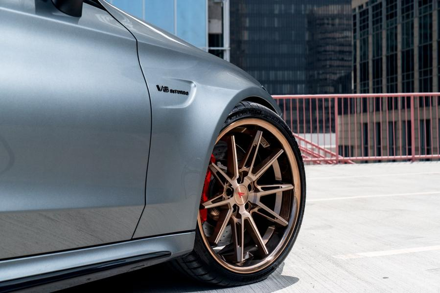 Mercedes AMG C63s Coupe Ferrada Wheels CM2 Tuning 5 Correct tuning: Attention should be paid to this