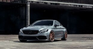 Mercedes AMG C63s Coupe Ferrada Wheels CM2 Tuning 6 310x165 Dezent: Mercedes AMG C63s Coupe auf Ferrada Wheels!