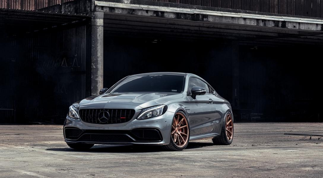 Mercedes AMG C63s Coupe Ferrada Wheels CM2 Tuning 6 Correct tuning: Attention should be paid to this