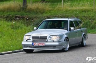 Mercedes AMG MKB 70TE 300 TE V12 Tuning 7 310x205 seven liter V12 and 528 PS: Mercedes AMG MKB 70TE!