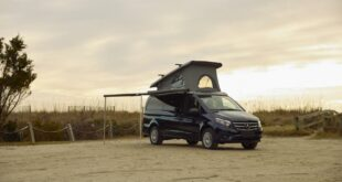 Mercedes Benz Vito US Vanlife Szene Camping 1 310x165 Video: 2021 Winnebago Solis und Travato Camper Vans!