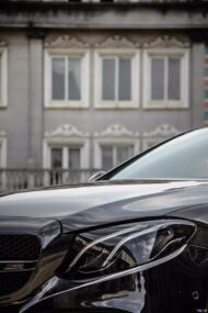 Mercedes E300L Chiptuning AMG Style 10 190x285 Black Star: Mercedes E300L mit Chiptuning & AMG Style!