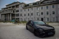 Mercedes E300L Chiptuning AMG Style 5 190x127 Black Star: Mercedes E300L with Chiptuning & AMG Style!