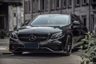 Mercedes E300L Chiptuning AMG Style 8 190x127 Black Star: Mercedes E300L with Chiptuning & AMG Style!