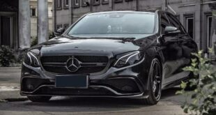 Mercedes E300L Chiptuning AMG Style Header 310x165 Black Star: Mercedes E300L with Chiptuning & AMG Style!