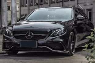 Mercedes E300L Chiptuning AMG Style Header 310x205 Black Star: Mercedes E300L with Chiptuning & AMG Style!