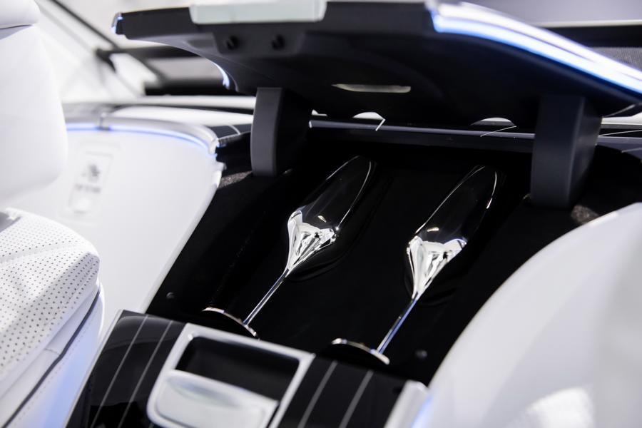 Mercedes Maybach S Klasse 2021 Tuning 121 Mercedes Maybach S Klasse: Eine neue Definition von Luxus!