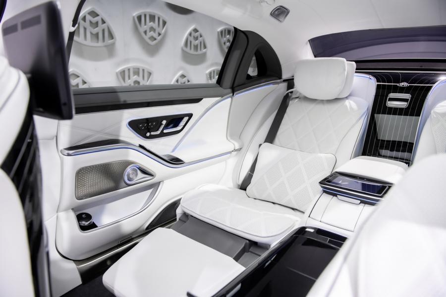 Mercedes Maybach S Klasse 2021 Tuning 137 Mercedes Maybach S Klasse: Eine neue Definition von Luxus!