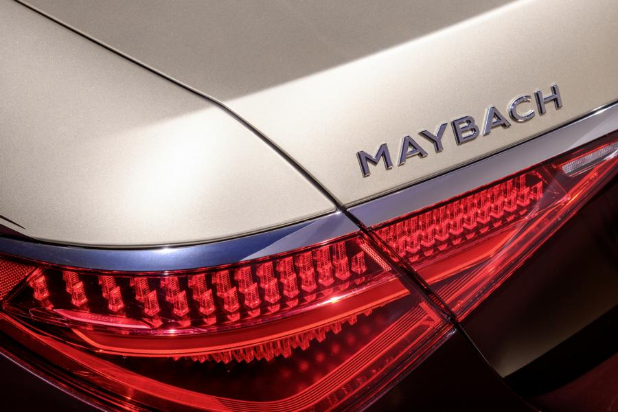 Mercedes Maybach S Class 2021 Tuning 155 These new cars for high earners will be launched in 2021