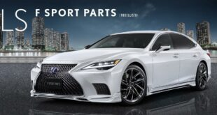 Modellista Tuning Parts 2021 Lexus LS 2 310x165 Modellista Tuning Parts for the new 2021 Lexus LS!