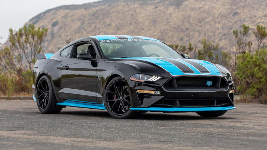 Pettys Garage Ford Mustang GT Tuning Warrior Edition 12 Pettys Garage Ford Mustang GT als 685 PS Warrior Edition!