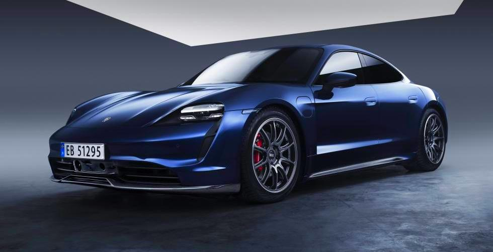 Porsche Taycan 4S Tuning Carbon Bodykit Zyrus Engineering 1 1 Correct tuning: Attention should be paid to this