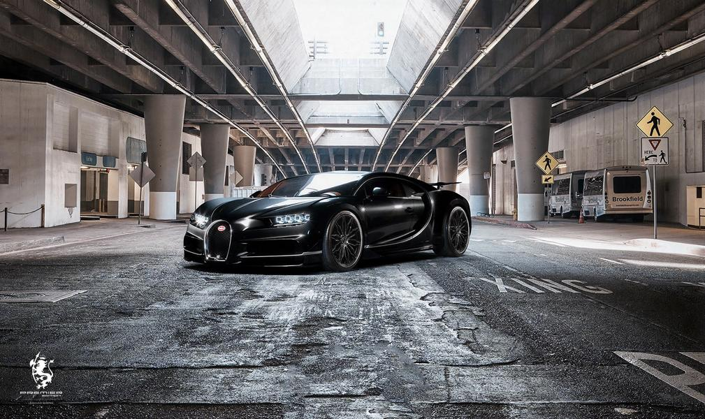 Premier Edition alloy wheels on the Bugatti Chiron Hypercar 1 Premier Edition alloy wheels on the Bugatti Chiron Hypercar?