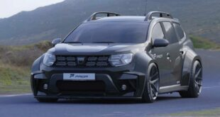 Prior Design Widebody Kit 2020 Dacia Duster Header 310x165 Prior Design Widebody Kit am 2020 Dacia Duster SUV!