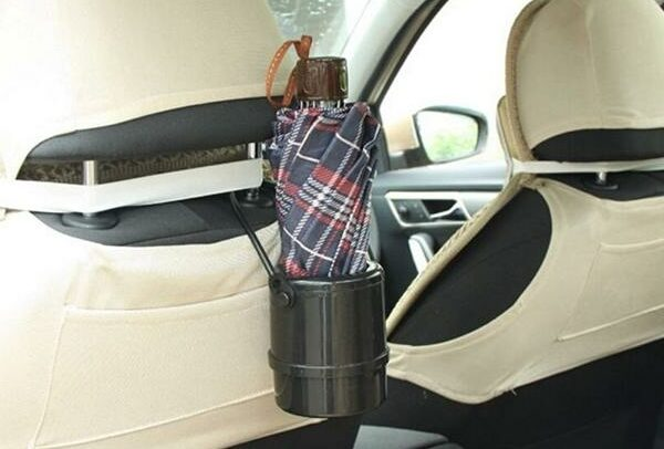 Umbrella bag Retrofit an umbrella compartment Umbrella holder e1606396866209 Practical utensil: What is a car umbrella bag?
