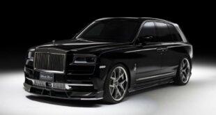 Rolls Royce Cullinan Black Bison Wald International Tuning Bodykit 7 310x165 Auffällig: 2021 Rolls Royce Black Badge Fahrzeuge!