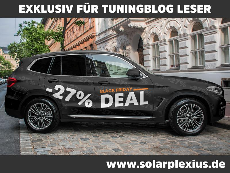 Solarplexius sun protection promotion discount 1 Solarplexius sun protection for car windows now 27%!