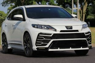 Toyota Harrier SUV with Lamborghini Urus Face Swap Header 310x205 Craftech: Toyota Harrier SUV with Lamborghini Urus Face Swap!