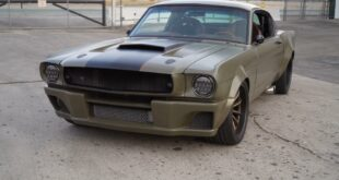 V8 LS 1966 Ford Mustang Mongrel Restomod Tuning 16 310x165 Video: 600 PS im 1966 Ford Mustang Mongrel Restomod!
