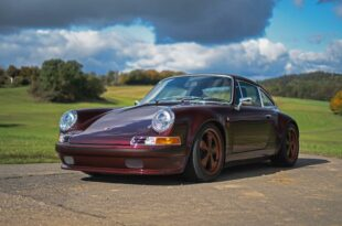 "dp Motorsport Ruby Porsche 964 Carrera 2 Restomod Tuning 1 310x205 Porsche 964 Carrera 2 ""Ruby"" from tuner dp Motorsport"