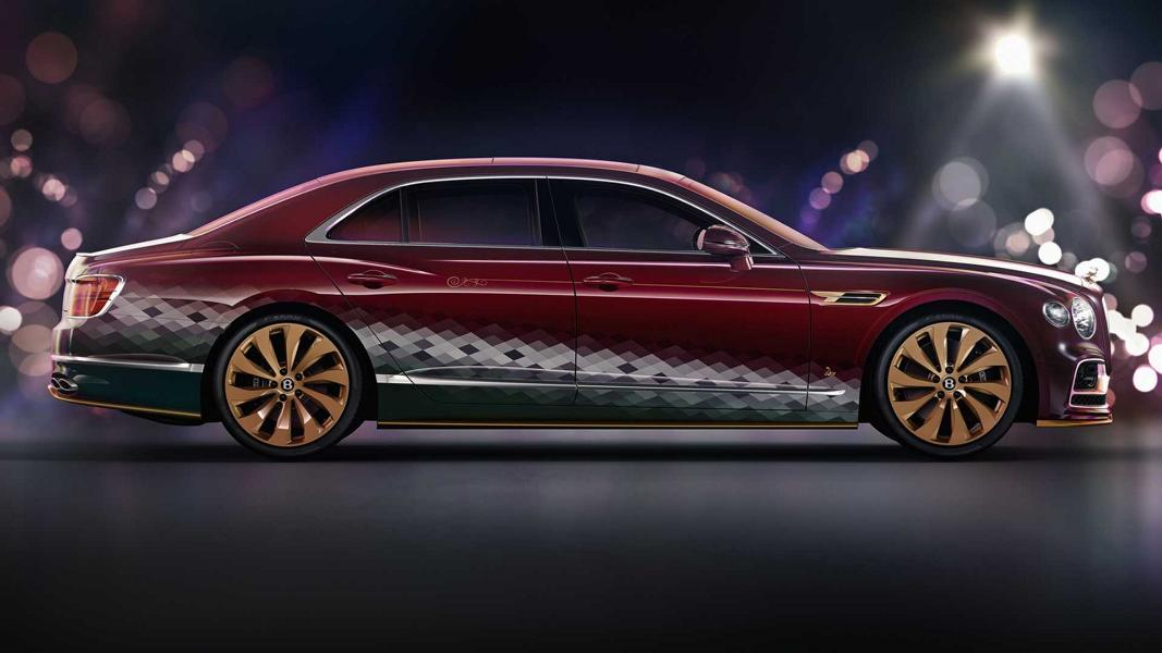 """Reindeer Eight Limited Edition Bentley Flying Spur V8 2 ""Reindeer Eight"" Limited Edition auf Basis Bentley Flying Spur V8!"