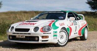 1990 Rally Spec Toyota Celica WRC e1608527421917 310x165 Ein Rallye Fahrzeuge für den öffentlichen Straßenverkehr zulassen?